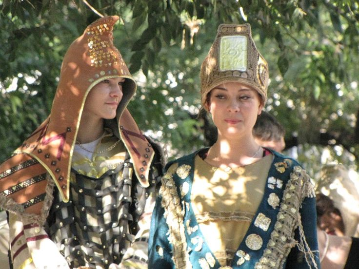 Who were the Scythians and who are their descendants?