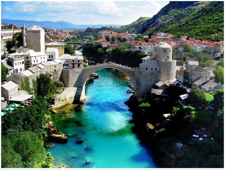 Bosna Hersek-Hırvatistan-Karadağ-Arnavutluk-Makedonya (Vizesiz) 12-19 Mayıs 2012