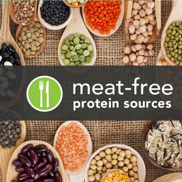 7 Proteins for Meatless Mondays (and How to Use Them) from Greatist