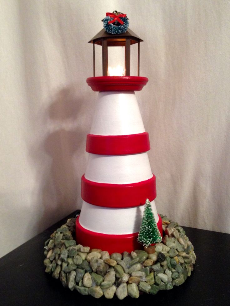 lighthouse craft ideas best 25 clay pot lighthouse ideas on diy 2348