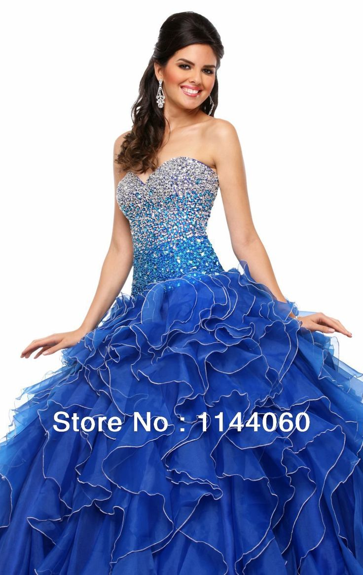 Barato Glamorous querida Organza Flouncing Lace vestido de baile vestidos Quinceanera, Compro Qualidade Vestidos de Debutante diretamente de fornecedores da China: