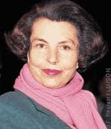 Richest Women in the World - Liliane Bettencourt $65 million