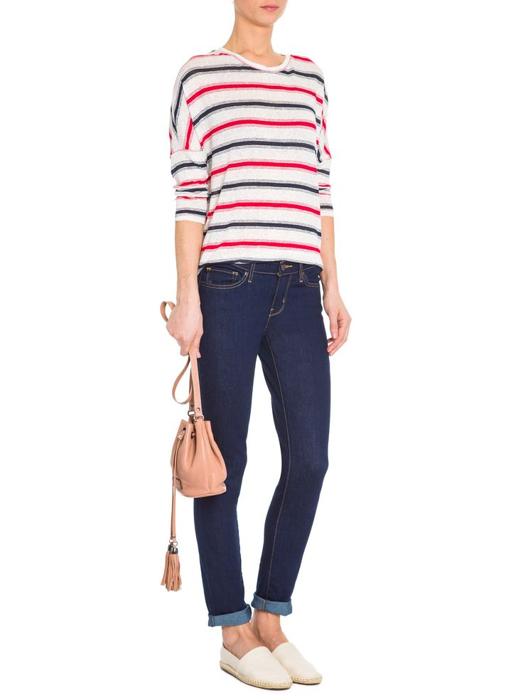 Camiseta Feminina South Hamptons - Mixed - Off White - Shop2gether