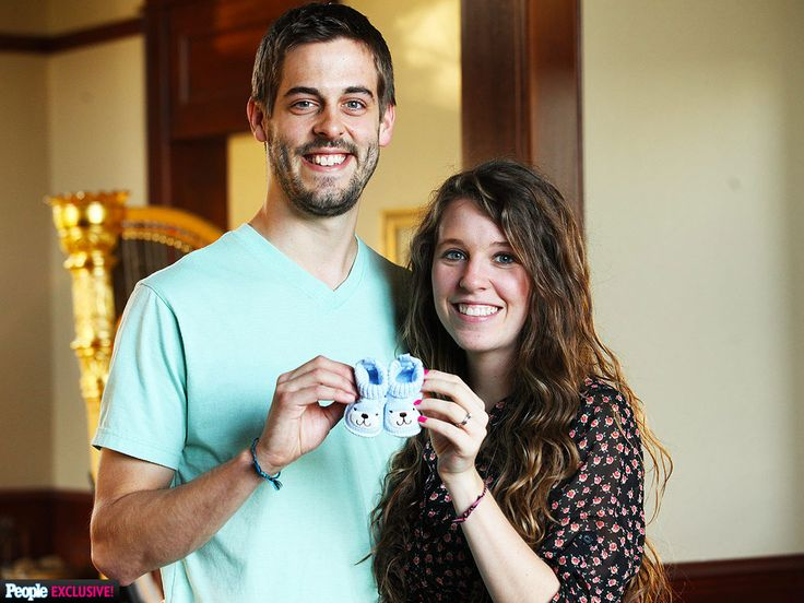 Derick and Jill Duggar Dillard: We're Having a ... http://www.people.com/article/jill-duggar-dillard-expecting-son