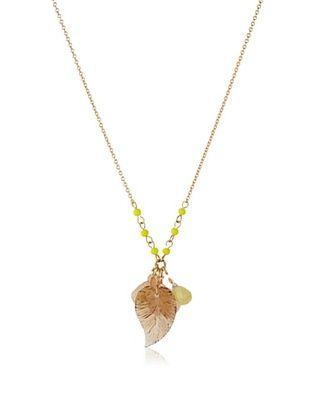 60% OFF David Aubrey Vivianne Cluster Necklace
