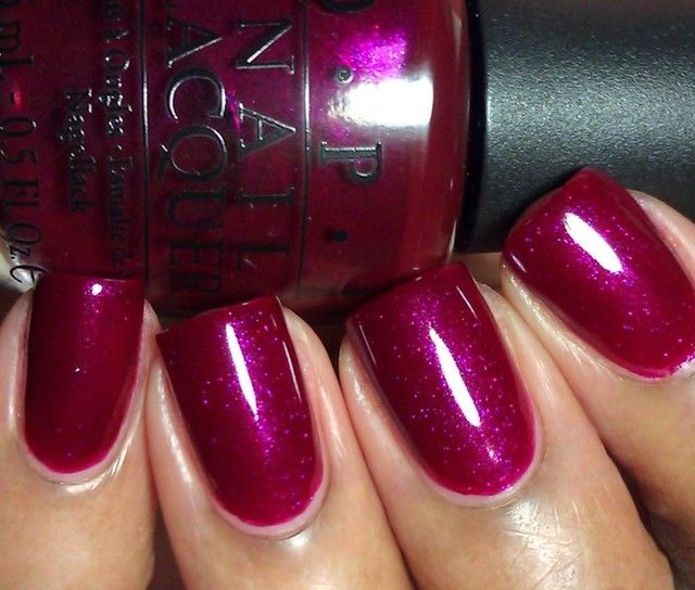 OPI: Congeniality is My Middle Name