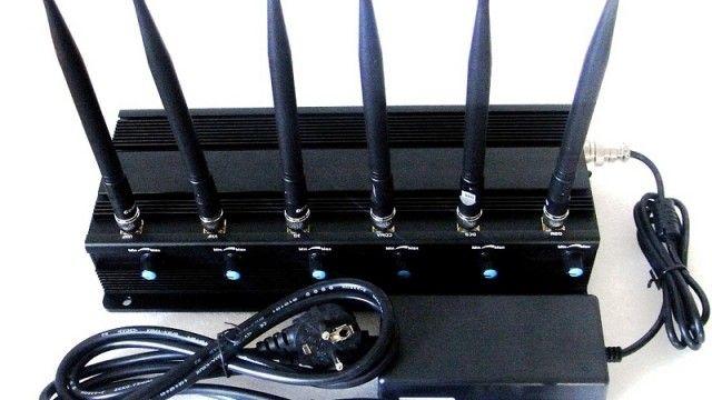 Jammer technology   High Power Portable Signal Jammer for Cell Phone (CDMA GSM DCS PCS 3G)
