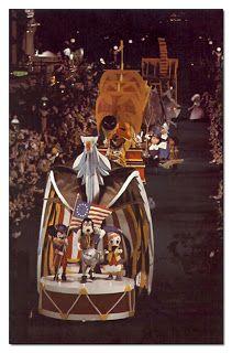 Disneyland America on Parade