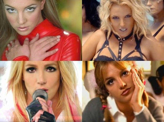 Britney Spears Music Videos, Videography, Remixes, Pop, Dance, Remix