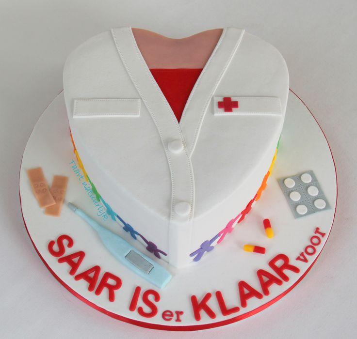 cake verpleging nurse hospital