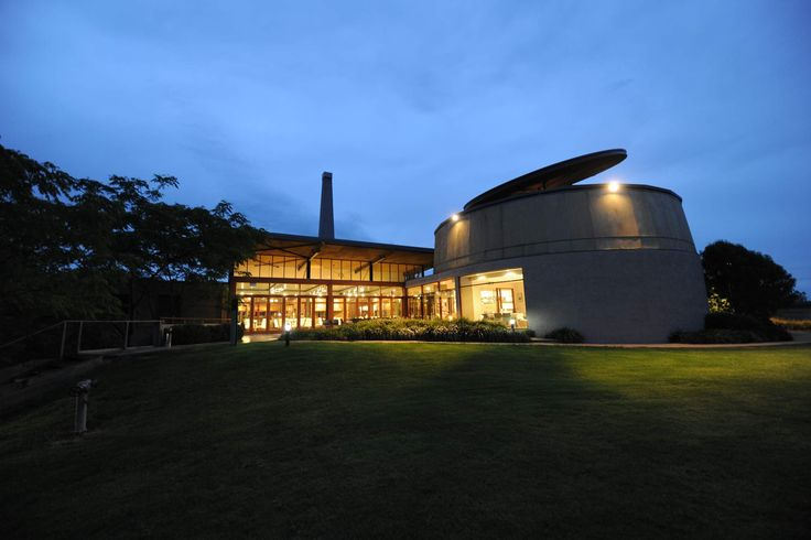 Hungerford Hill winery, Hunter Valley, New South Wales, Australia