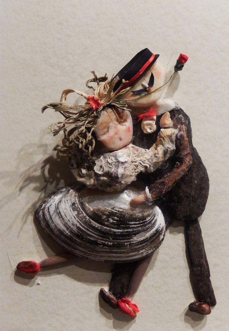 L'Amore é come il tango: si balla in due, un passo alla volta! (anonimo)