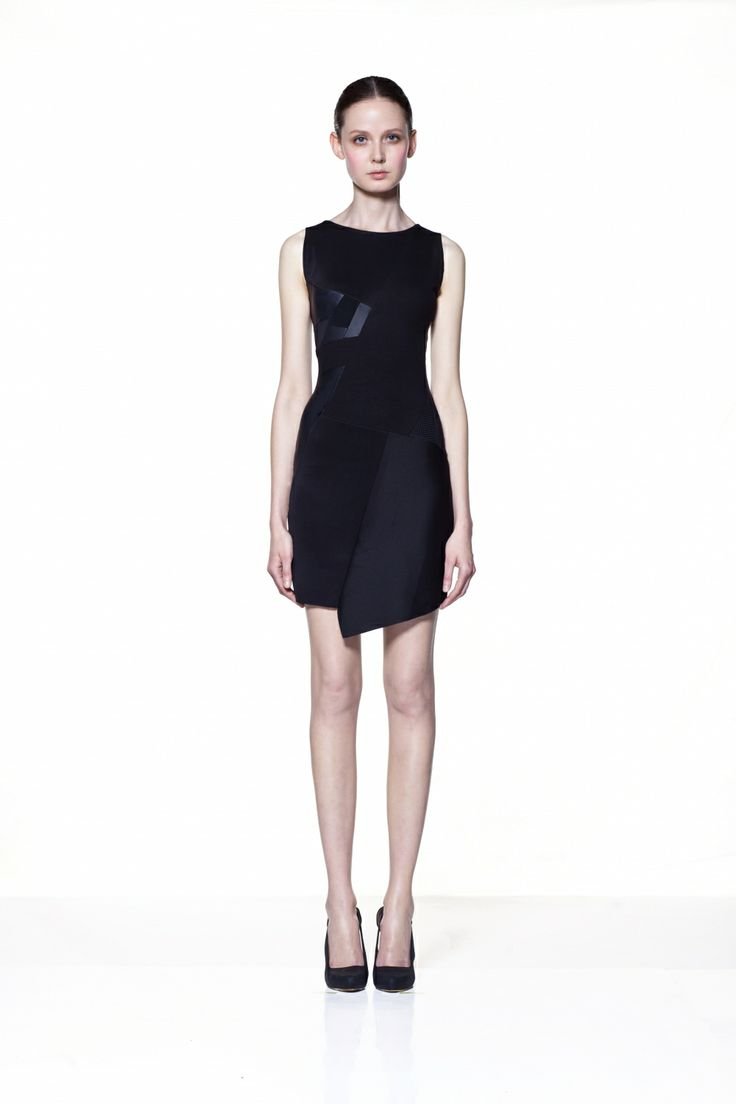 ROBOT PATCHWORK DRESS II | http://www.shwrm.pl/ona/odziez/sukienki-tuniki/32696_sylwia-rochala-robot-patchwork-dress-ii-p.html