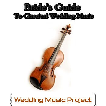 Bride's Guide To Classical Wedding Music cover art