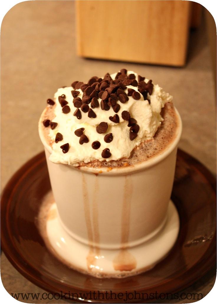 ... with fleur de sel chocolate hazelnut and fleur de sel pot de creme