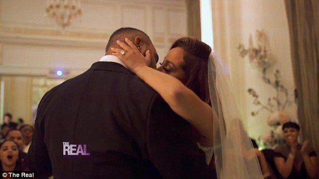 #AdrienneBailon and #IsraelHoughton Celebrates Their Romantic #Wedding