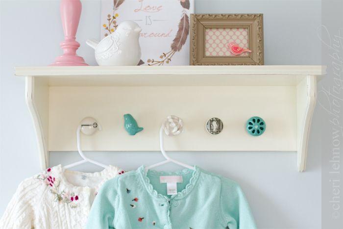 Different Decorative Knobs