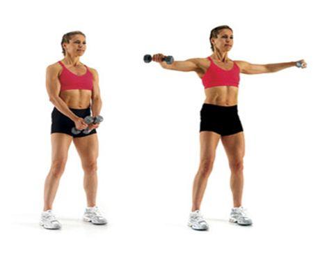 упражнения для осанки с гантелями - Поиск в Google