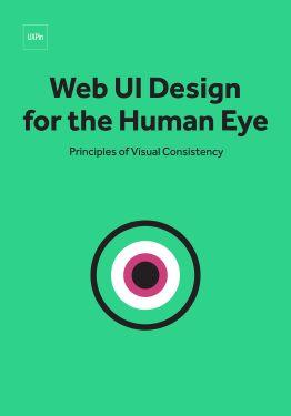 Web UI Design for the Human Eye: Principles of Visual Consistency