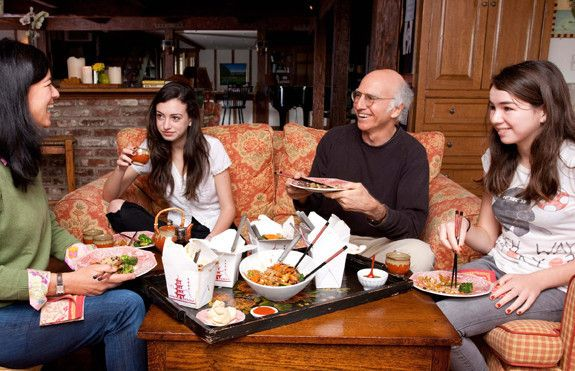 Laurie David: My Family Dinner After Divorce