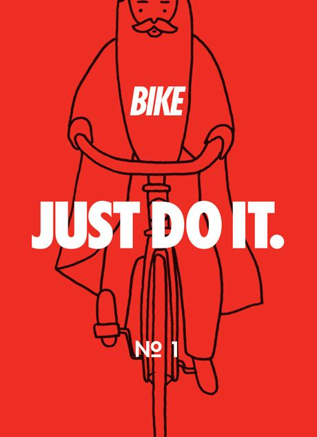 bike.just do it.