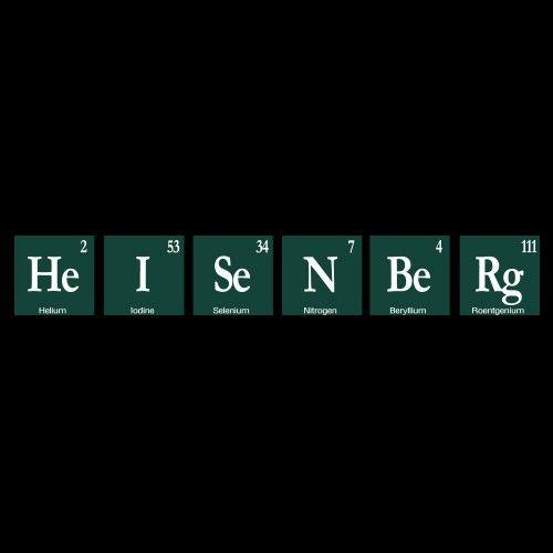 Funtasstic Tasse Heisenberg Elements - Kaffeepott Kaffeebecher by StyloTex – Bild 2