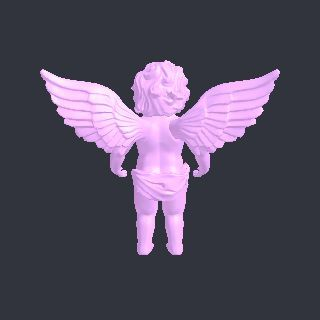 angel free 3D model 011.max vertices - 40080 polygons - 44511 See it in 3D: https://www.yobi3d.com/v/DPNvSKidL2/011.max