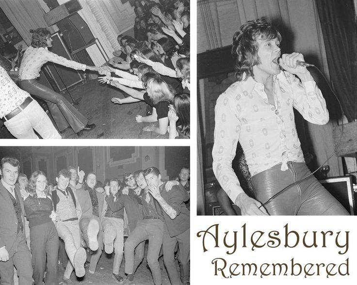 Billy Fury in Aylesbury 1973