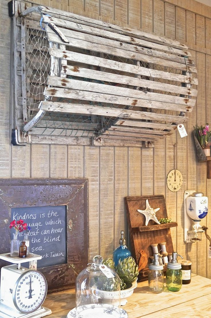 25 unique lobster trap ideas on pinterest maine lobster season rockland maine and crab trap - Trap decor ...