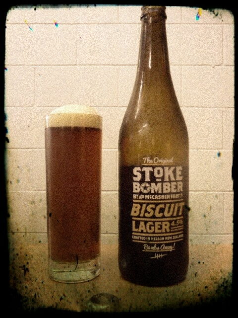 The Original Stoke Bomber