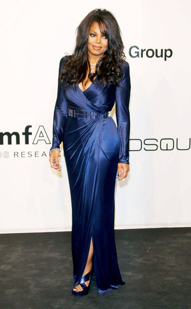 Cobalt Queen from Janet Jackson's Best Looks From Red Carpet to Concerts