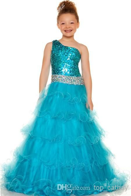sparkly turquoise kids bridesmaid dresses - Google Search