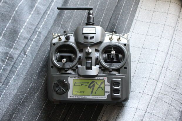 Picture of Transform a cheap RC Transmitter with Custom Firmware