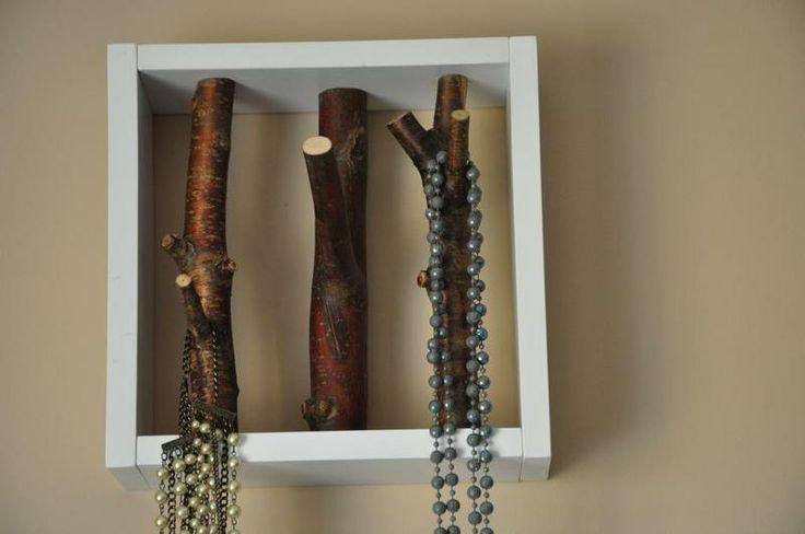 wieszak na klucze, ubrania, biużuterię   w Acoco na DaWanda.com
