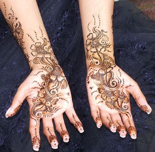 another arabic design