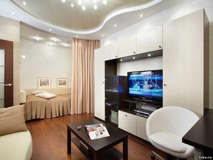 Зонирование гостиной комнаты   Идеи дизайна и варианты зонирования
