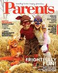 Get Parents Magazine for 3.83 for 1 year! Hurry offer ends 9/28!