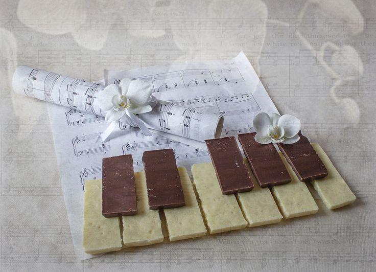 вальс цветов цветы ноты шоколад