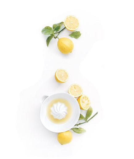 Lemons and juicer | Tackle countless chores with common household items (like toothpaste and salt).