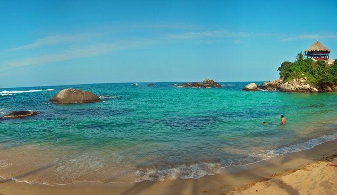 Las 5 mejores playas de Colombia