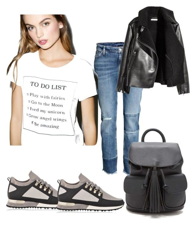 """Untitled #120"" by nellanm on Polyvore featuring Forever 21"