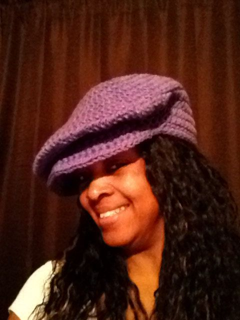 MADE TO ORDER Crocheted Unisex Kango hat by Sherrysuniquecrochet, $40.00