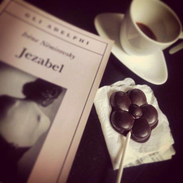 """""""Fate come me. Non contate gli anni che passano e non vi lasceranno troppo il segno..."""" Jezabel - Irene Nemirovsky #buongiornonuvole  #coffee #love"""