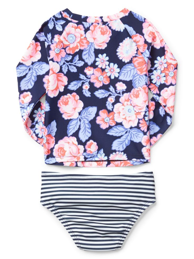 $23 Gap Rash guard Toddler Girl Swimsuit