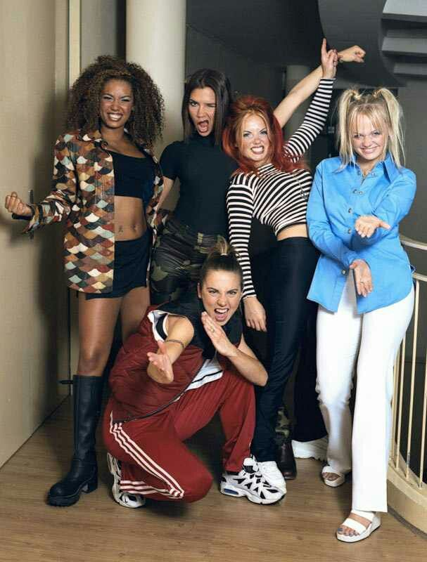 spice girls celebrity halloween costumeshalloween - Happy Halloween Costume
