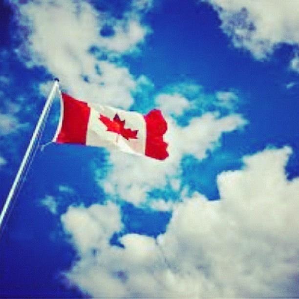 Happy Canada Day! #summeryyc