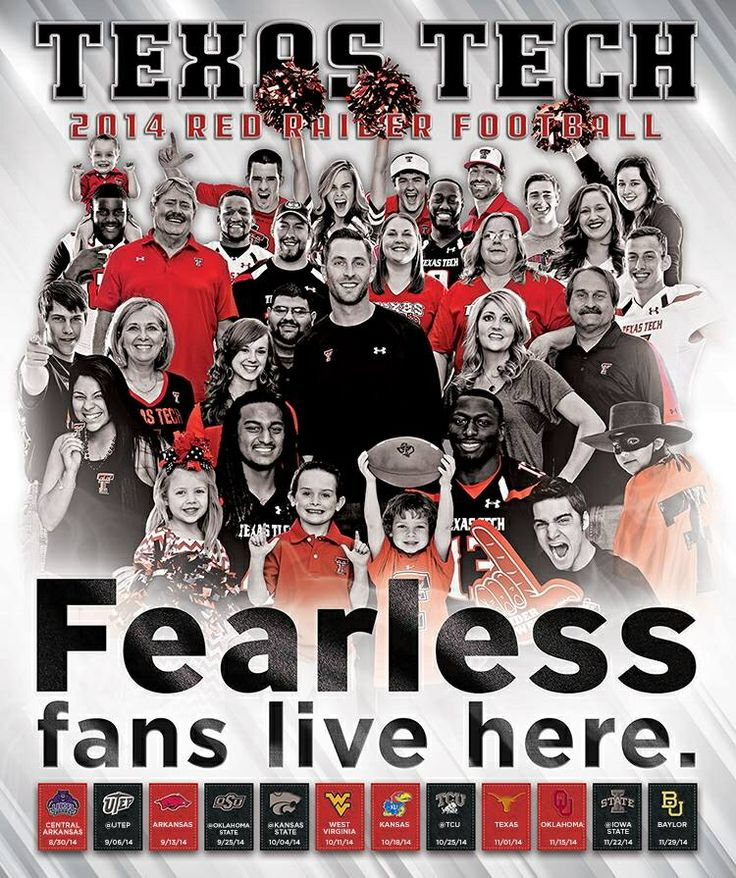 Texas Tech!#TTAA #TexasTech #SupportTradition