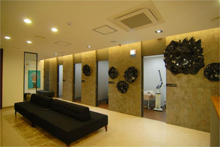 AllforSkin Aesthetic(Dermatology Clinic in Daegu,Korea) 1-4 Breath-taking interiors that shows the combination of medicine, culture and art in a changing clinic.