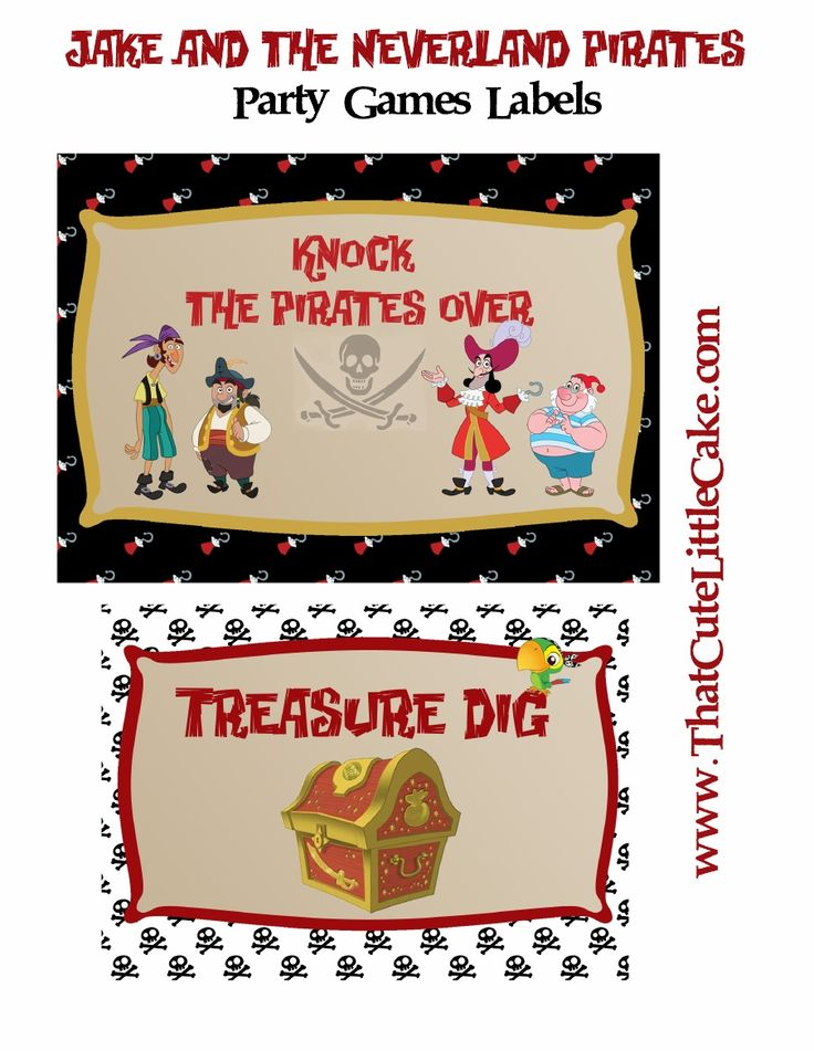38 best jake and the neverland pirates images on Pinterest ...