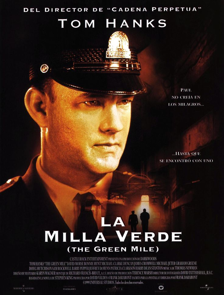 1999. La milla verde - The Green Mile - tt0120689